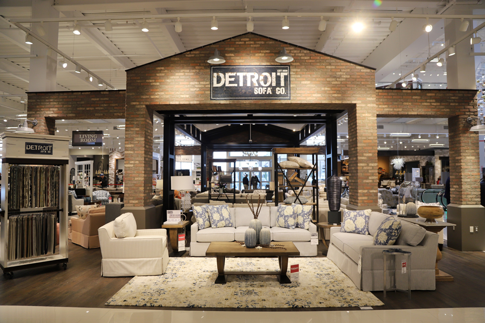 Bon Art Van Furniture Debuts New Look, New Store