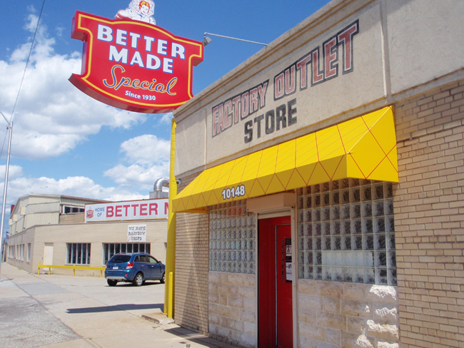 Better Made Takes Top Honors in Country-Wide Chip Contest
