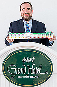 Your Vote Could Turn Michigan S Grand Hotel Into A Lego Kit Corp Magazine