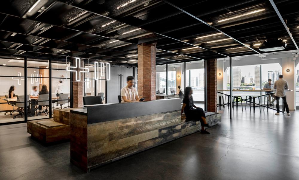 Detroit's innovative commercial interior-design studio dPOP