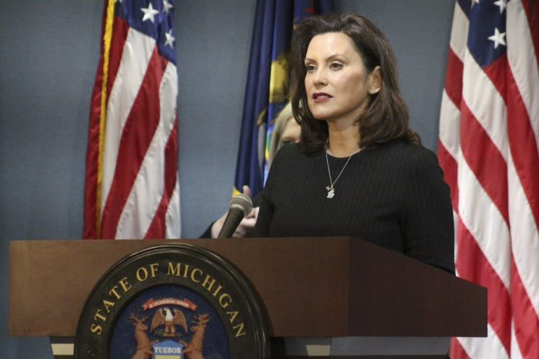 Whitmer Releases Four-Point Plan for Police Reforms