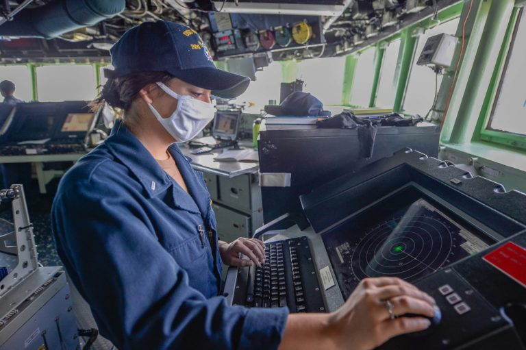 Allen Park Native Serves Aboard USS Russell