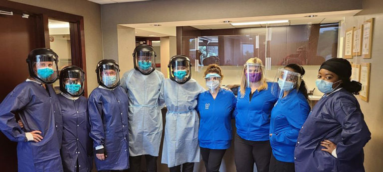 Dentists, Orthodontists See Success in Re-opening Practices for Staff and Patients