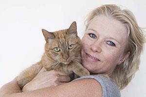 Adriënne van 't Wout- Kattengedragstherapeut