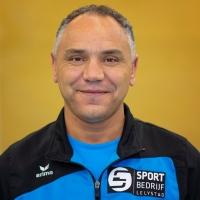 Buurtsportcoach Sofiane Ben Saad