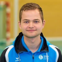 Buurtsportcoach Timo Hoenderboom