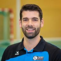 Buurtsportcoach Patrick Boelhouwer