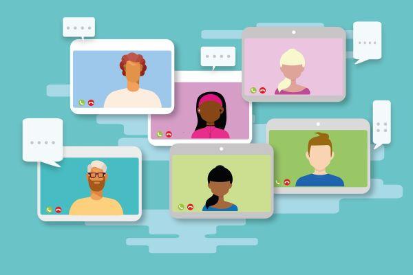 Digitale bijeenkomst