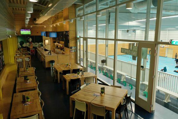 Restaurant in Sportcomplex De Rietlanden