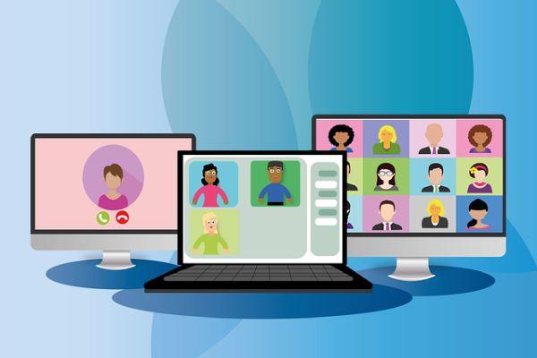 Digitale vereniginsbijeenkomst
