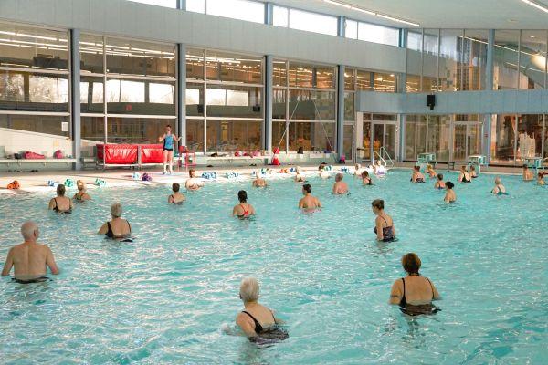 Zwemactiviteiten volwassenen en senioren