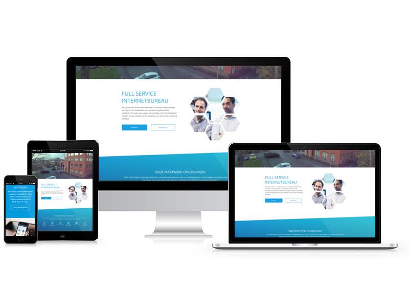 Toomba responsive design