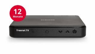 Samsung Media Box Lite, inkl. 12 Monate freenet TV