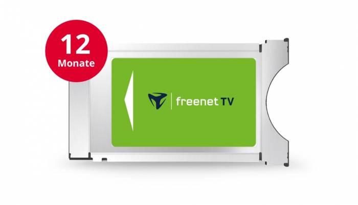 Produktbild von freenet TV CI+ Modul mit 12 Monate freenet TV