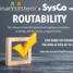 Binary System and SysCo present in live the ROUTABILITY software