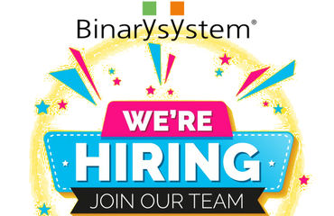 We are Hiring!!!
