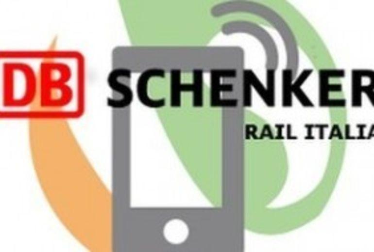 RailMobile lands at DB Schenker Rail Italia