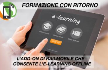 L'E-learning approda sulla piattaforma SoftRail