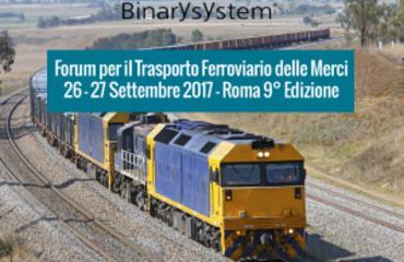 Binary System sponsor alla IX edizione di MercinTreno