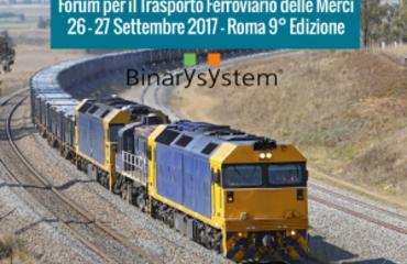 Binary System sponsor of the MercinTreno ninth edition