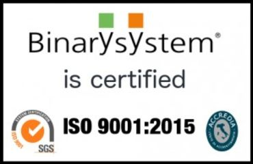 Binary System Quality Certification
