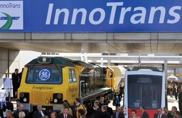 Binary System makes its debut at InnoTrans 2014 with the software SoftRail