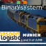 We are attending Transport Logistic in Munich