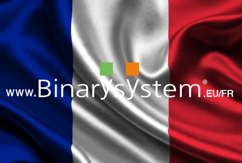 A French touch on Binary's web