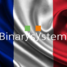 Ein französischer Touch im Web von Binary System