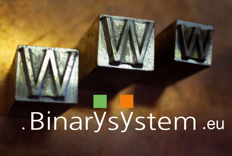 The new Binary System website is online
