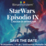 Star Wars 9 - La battaglia finale in compagnia di Binary System
