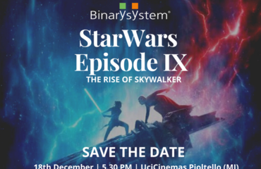 Star Wars 9 - The final battle together with Binary System