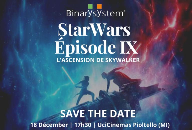 Star Wars 9 - La bataille finale en compagnie de Binary System