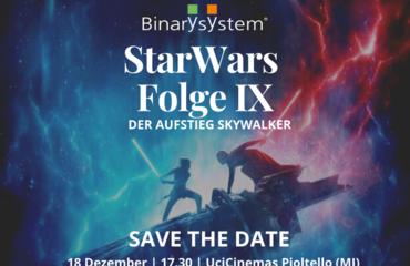 Star Wars 9 - Der letzte Kampf zusammen mit Binary System