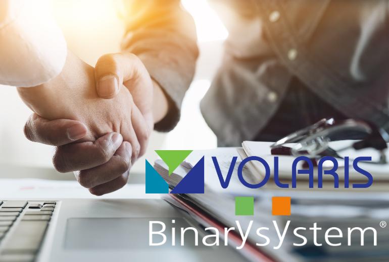 Binary System - parte di Volaris Group