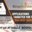 Binary System zum dritten Mal in IT-Trans
