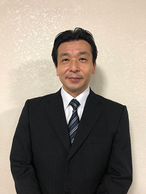 代表取締役社長 佐藤和森
