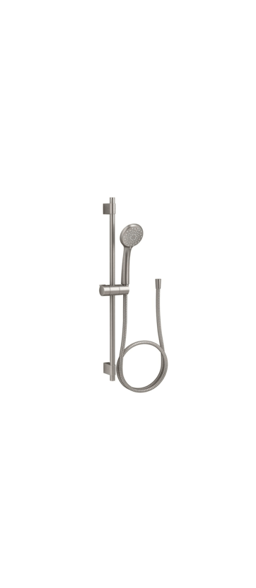 Kohler Awaken B90 - Multi-Function 3-Spray Handshower with Slide Bar - Brushed Nickel