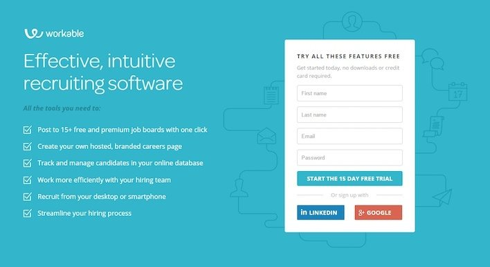 free lead generation landing page templates