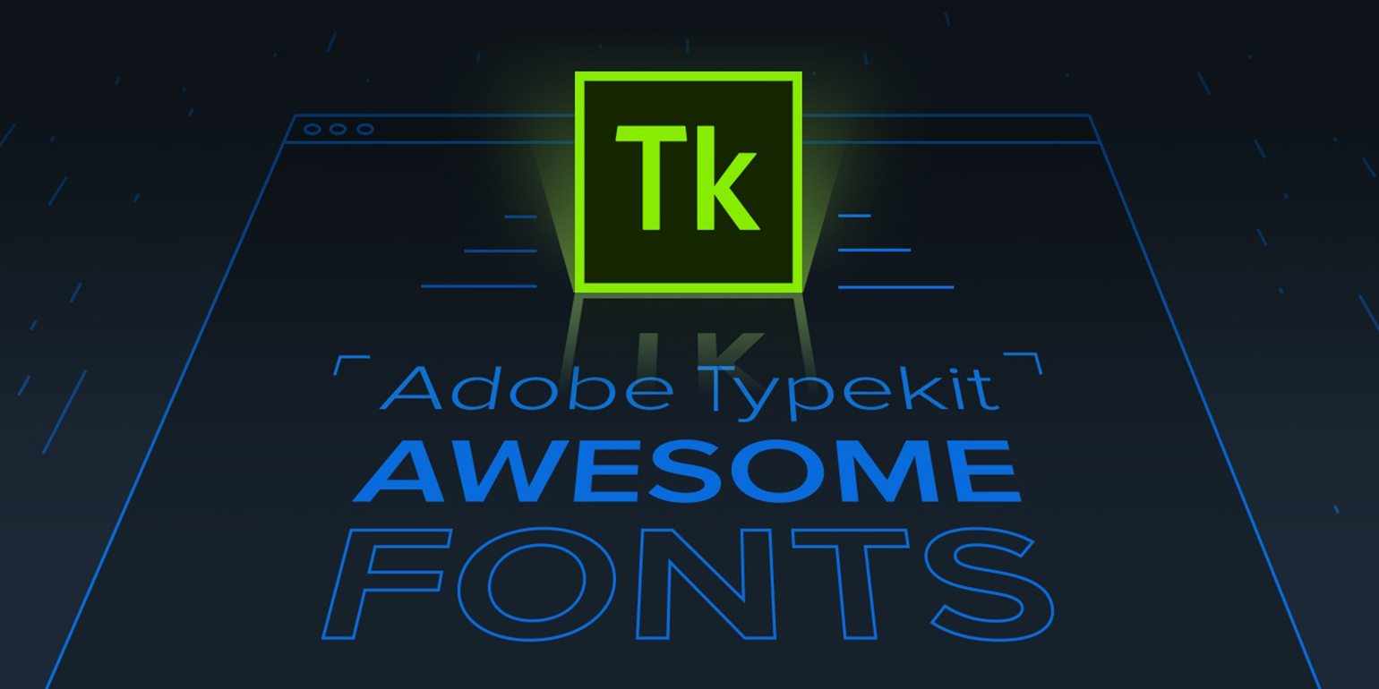 Close Enough Doesn't Cut It: Using Adobe Typekit to Create