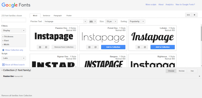 Fun with Fonts: How to Use Google Fonts in Your Marketing