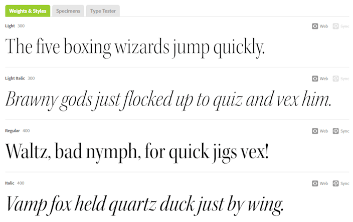 Close Enough Doesn't Cut It: Using Adobe Typekit to Create