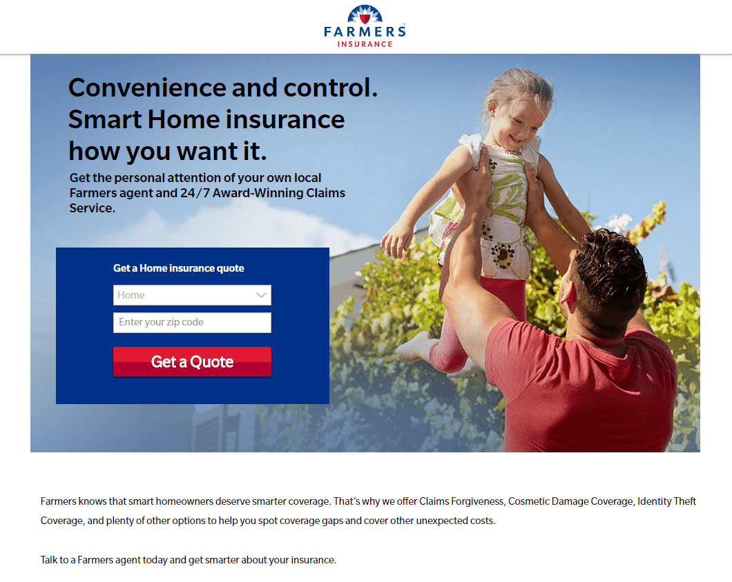 8 Insurance Landing Page Examples That Generate Maximum Leads