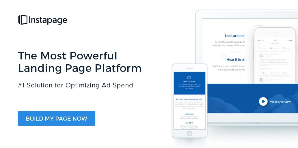 instapage the advertising conversion cloud™2018s Best Amp Worst Landing Page Creators Reviews 348605 #2