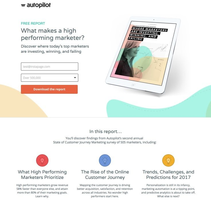 20 Instagram Post-Click Landing Page Examples That Seal the