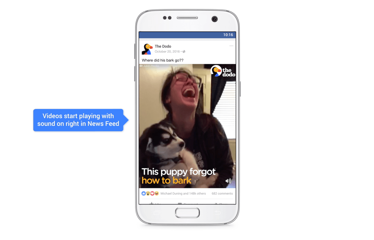4 Updates That Will Change the Way You Watch Facebook Videos