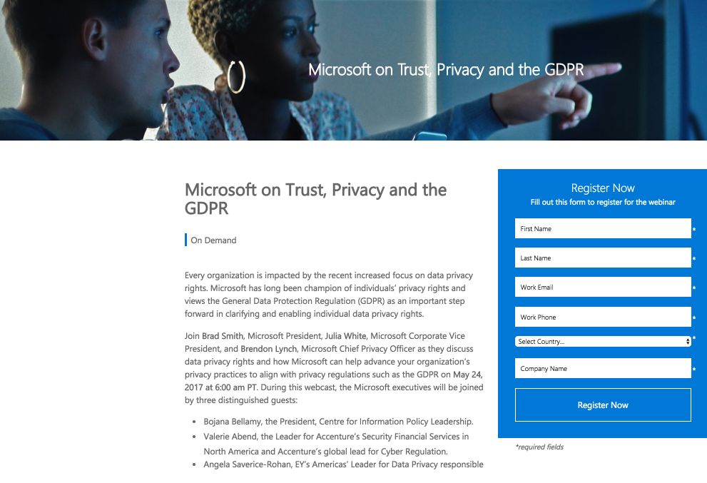 5 SharePoint Landing Page Examples to Influence Your Next ...