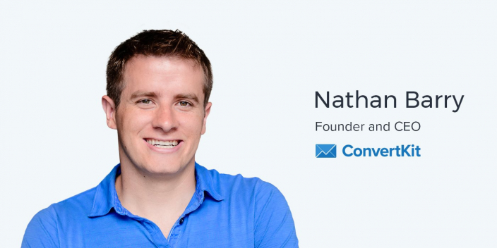 Nathan Barry, CEO of ConvertKit on Word of Mouth, Email, and