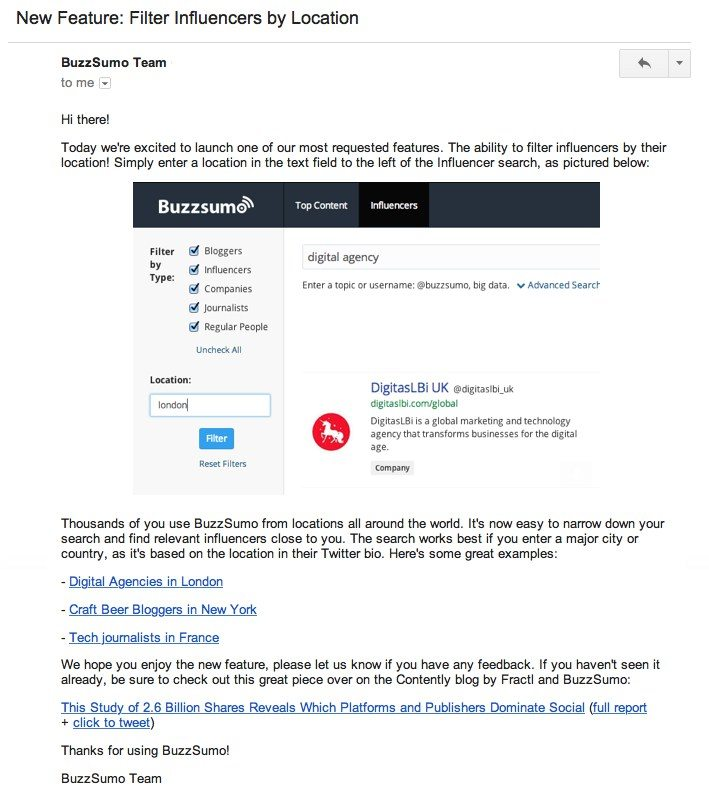 10 Transactional Email Examples to Help You Sell, Upsell