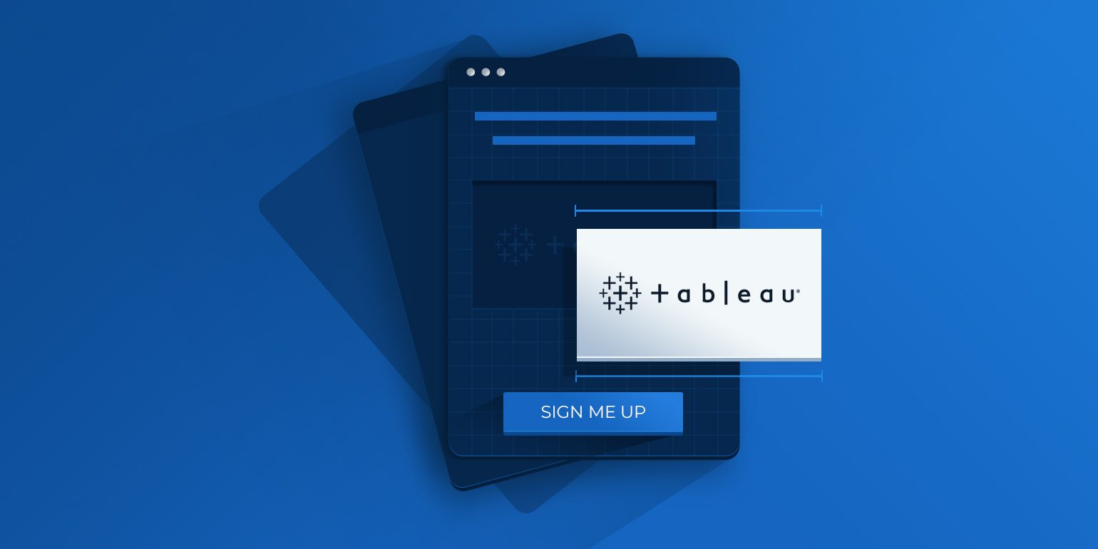 5 Tableau Landing Page Examples to Help Guide Your Next Design